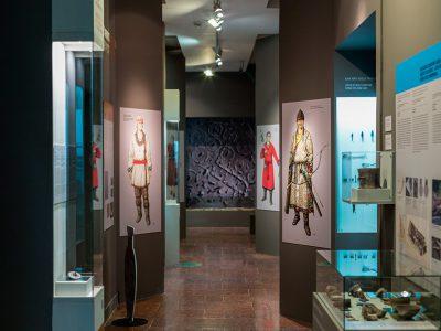 Kincsek a város alatt. A Budapesti Történeti Múzeum kiállítása Fotók: Kevin Campean/DekoRatio Branding&Design