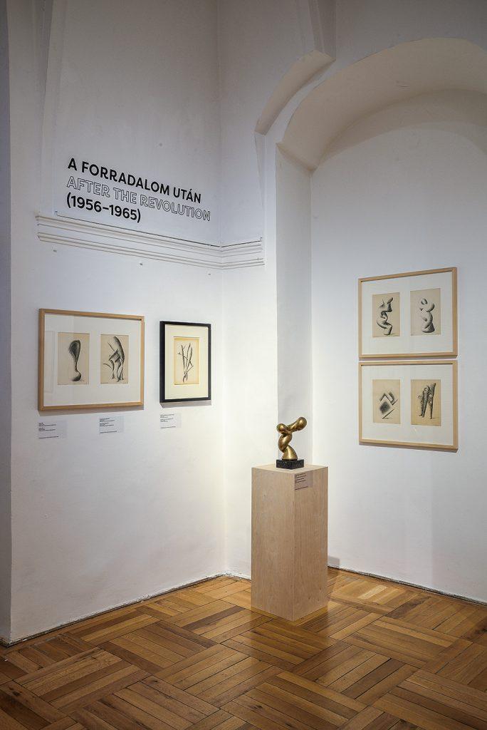 Barta Lajos: Túlélési stratégiák című kiállítás 2019-ben. Fotó: Kiscelli Múzeum - Fővárosi Képtár